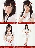 【北澤早紀】 公式生写真 AKB48 Theater 2016.January 月別01月 4枚コンプ