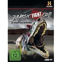 Jurassic Fight Club, Staffel 1 - Der ultimative Kampf ums Überleben [3 DVDs]
