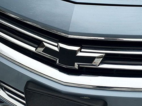 bowtie-emblem-overlay-decals-2014-2017-chevrolet-impala-color-gloss-black