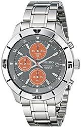 Seiko Men's SKS415 Stainless Steel Bracelet Watch