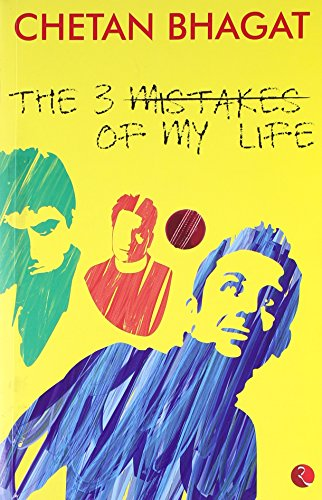 The 3 (Three) Mistakes of My Life (English, Spanish, French, Italian, German, Japanese, Chinese, Hindi and Korean Edition)