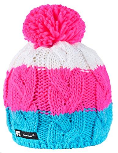 unisex-nino-nina-gorro-de-invierno-pastel-estilo-eskimo-nordic-calido-forro-polar-ninos-gorro-pom-po