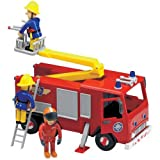 Born to Play - Fireman Sam Sound Jupiter Figures