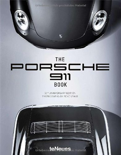 The Porsche 911 Book 50th Anniversary Edition...