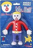 Mr. Bill Mr. Bill Bendable Action Figure