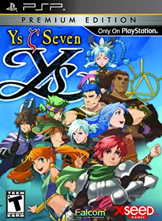 Ys Seven: Premium Edition