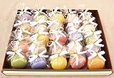 天使のマカロン 25個入 詰め合わせ 1個毎にリボン付き ギフト 誕生日プレゼント スイーツ ハロウィン お菓子 内祝い 手土産
