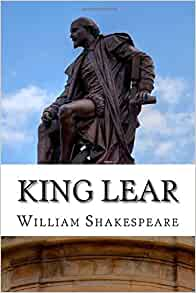 an analysis of the tragedy king lear a play by william shakespeare King lear is a tragedy written by william shakespeare it depicts the gradual descent into madness of the title character, after he disposes of his kingdom by giving bequests to two of his three daughters egged on by their continual flattery , bringing tragic consequences for all.