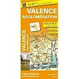 Plan de Valence et de son agglomération