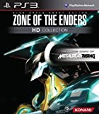 Zone of the Enders HD Collection (English, French, Spanish Language) [Asia Pacific Edition] for PlayStation 3 PS3 includes demo of Metal Gear Rising
