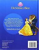 Image de Disney Die Schöne und das Biest: Das Buch zum Film mit magischem 3D-Cover