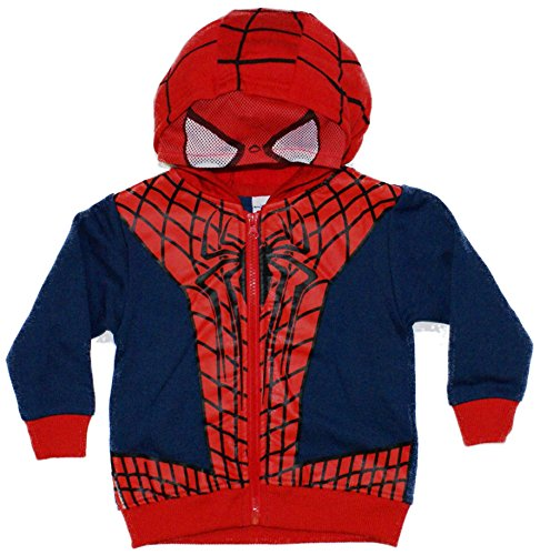 The Amazing Spiderman 2 Toddler Costume Hoodie