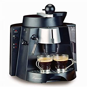 Capresso Ultima Coffee and Espresso / Cappuccino Machine