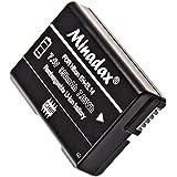 Minadax Li-Ion Akku für Nikon D5500, D5300, D5200, D5100, D3200 und D3100 - wie der EN-EL14