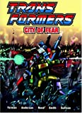 img - for Transformers: City of Fear (Transformers (Titan Books Paperback)) book / textbook / text book
