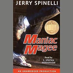 Maniac Magee Audiobook