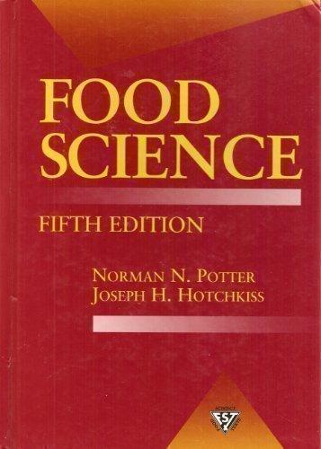 Food science (Food Science Texts)