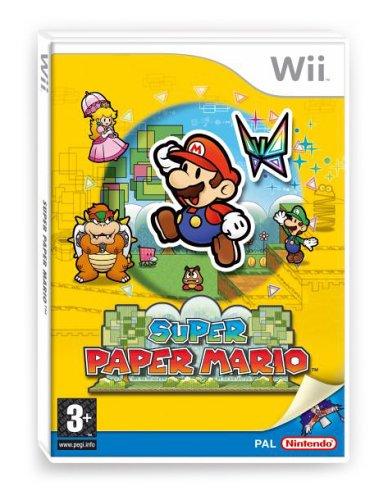 Nintendo Wii Console: Super Paper Mario Bundle (Wii)