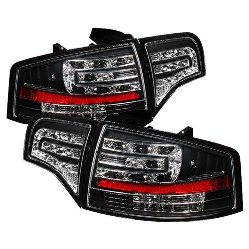 Spyder Auto Audi A4 Black Led Tail Light