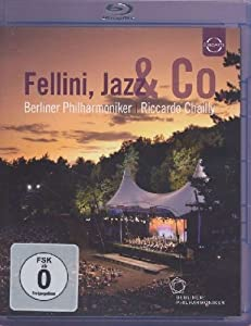 Fellini Jazz & Co. [Blu-ray] [Import]