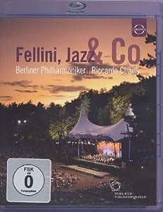 Fellini Jazz & Co. [Blu-ray] [Import]