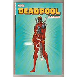 Comic Book for Deadpool Classic (English Edition)