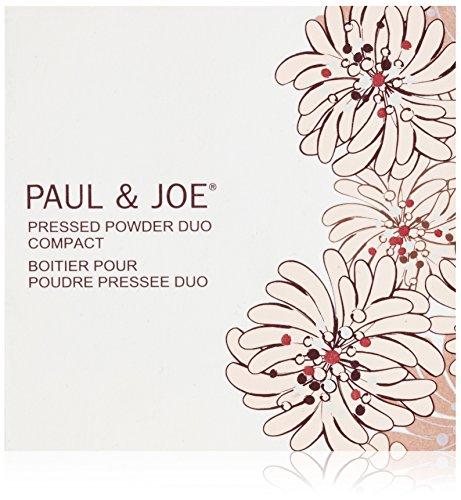 ポール&ジョー プレストパウダー デュオ ケース