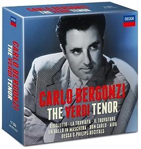 Carlo Bergonzi - The Verdi Tenor (Limited Edition)