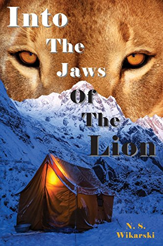 Into The Jaws Of The Lion: Arkana Mysteries #5
