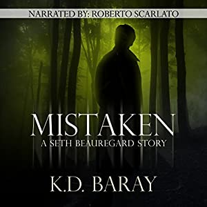 Mistaken Audiobook