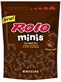 Rolo Minis Chewy Caramels in Milk Chocolate, 226 grams