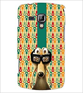 PrintDhaba Scrat D-5085 Back Case Cover for SAMSUNG GALAXY S DUOS 2 S7582 (Multi-Coloured)