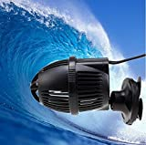 AGPtek 振動水流ポンプ ウェーブメーカーポンプ最大3000L/ H110V米国プラグ6W