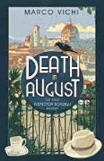 Death in August (The Inspector Bordelli series)