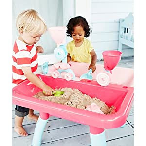 Early Learning Centre Sand&Water Table Pink
