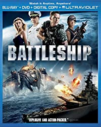 Battleship (Two-Disc Combo Pack: Blu-ray + DVD + Digital Copy + UltraViolet)