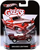 Greased Lightning Grease Hot Wheels Retro Vehicle