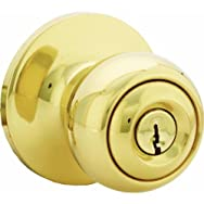 Steel Pro Entry Lockset-PB CP BALL ENTRY LOCK