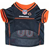 Pets First NFL Chicago Bears Jersey, Small