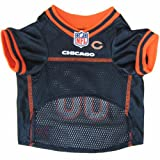 Pets First NFL Chicago Bears Jersey, Large