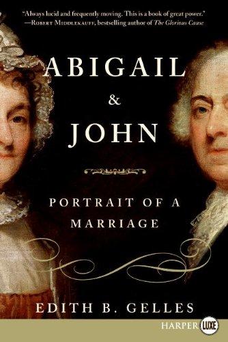 Abigail and John LP: Portrait of a Marriage