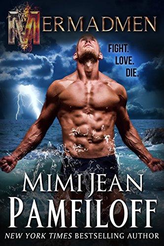 Mimi Jean Pamfiloff - MERMADMEN (The Mermen Trilogy Book 2)