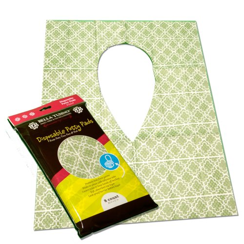 Bella Tunno Disposable Potty Pads
