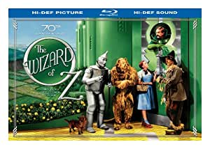 The Wizard of Oz (70th Anniversary Collector's Edition) [Blu-ray]