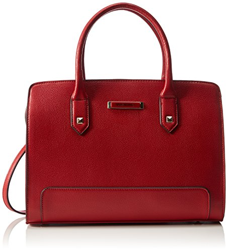 ValentinoCOSMOPOLITAN - Borsa con Maniglia Donna , Rosso (Rosso (Rosso)), 33x24x15 cm (B x H x T)