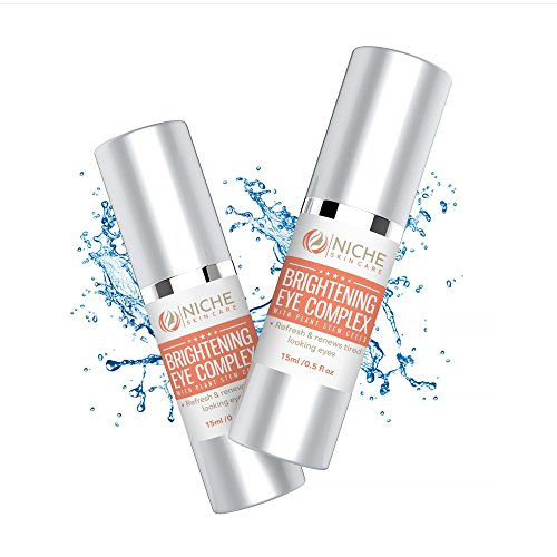 Brightening Eye Complex Firming Cream With Echinacea. Our Best Anti-Aging Gel, Under Eye Cream For Dark Circles, Bags, Wrinkles, Puffiness, Fine Lines 15ml (Mature Made Q10 compare prices)