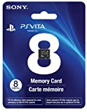 511rxdjpX8L. SL160  8GB PlayStation Vita Memory Card