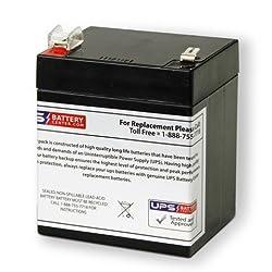 B&B BP5-12 Replacement Battery