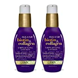 OGX Thick & Full Biotin & Collagen Amplifying Lotion (Set of 2)