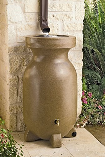 Diy rainwater collection system how to harvest rainwater for Build your own rain collection system